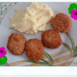Nuggets de pollo con la thermomix
